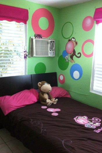 my 3 daughter room done by mamy liz