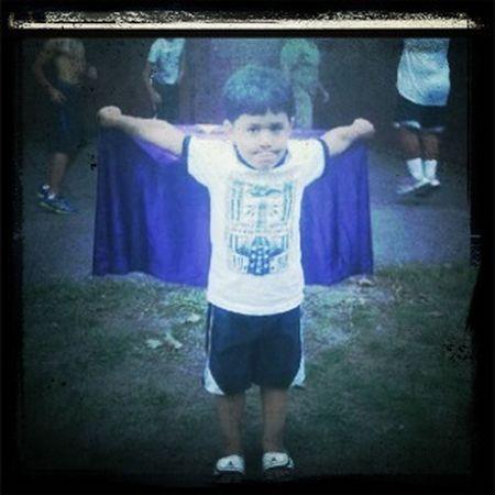 Nephew , fams in the back #summer2012