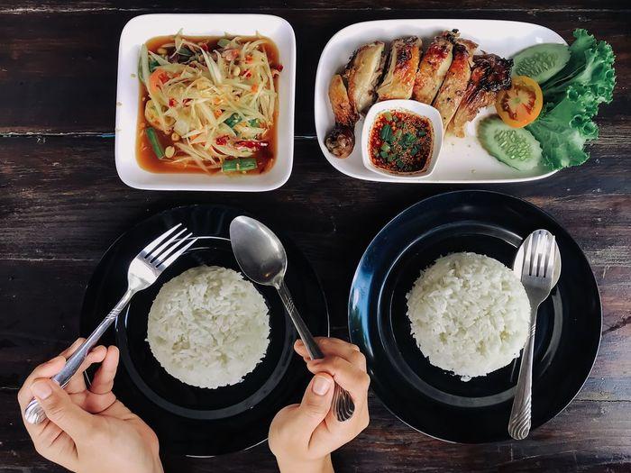 Rice - Food
