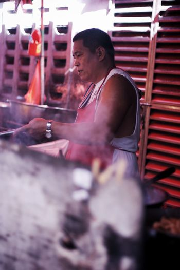 Street Vendor Street Photography Manila, Philippines Quiapo Flame Market Street Food Occupation