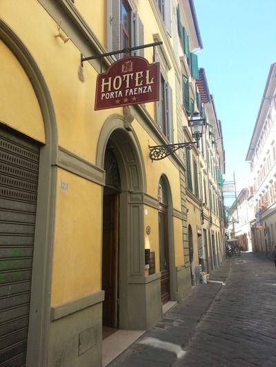 Via Faenza
