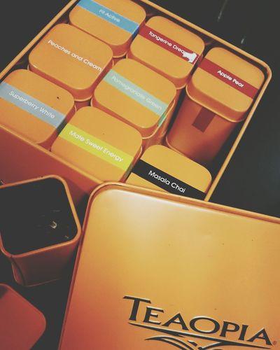 Tea Time TeaBox Sonyphotography Organic Food Behealthy