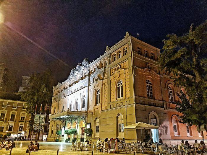 Murcia at Night