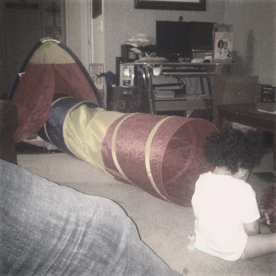 My current situation @paris__mami Bdaygifts Daddydaughtertime Tent Strawberryshortcake