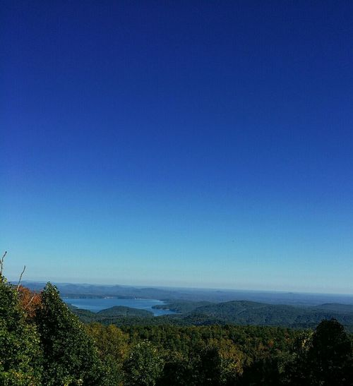 Hello World Beautiful Nature Treeline Scenicview Mountain View Appalachian Lakes  Eyemphotography