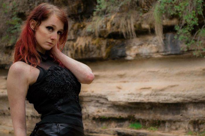 Photo 12 green belt shoot. Model: Viccy Lemmond Green Belt Austin Photoshoot Nature Model Girl Beautiful Texas Photography