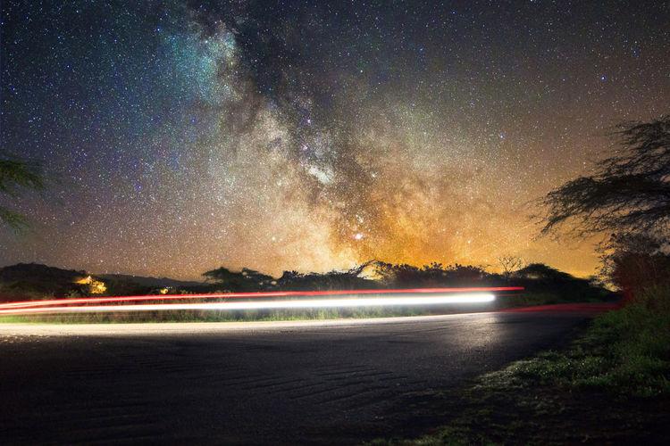Dark Roads...