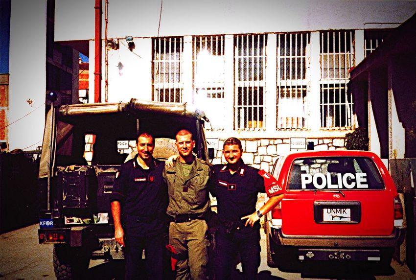 Kosovo KFOR Prizren Prizrenkosovo Military Police Feldjäger Carabinieri Bundeswehr Army