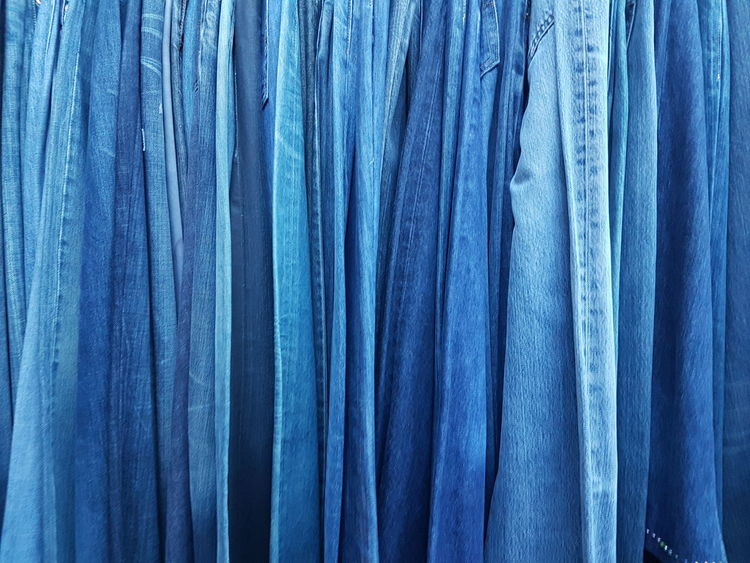 Blue Backgrounds Textile Material Pattern Fabric Textured  Vintage Clothing Old Clothes Flea Market Vintage Style Clothing Clothes Old Clothing Apparel Industry Apparel System Ordered Order Jeans Jeans Texture Jeans Pattern Old Jeans Vintage Jeans Patterns & Textures
