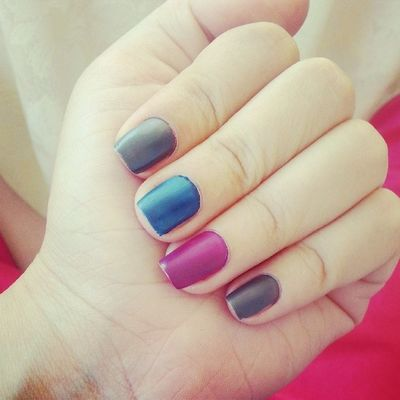 Nails Cute Color Love