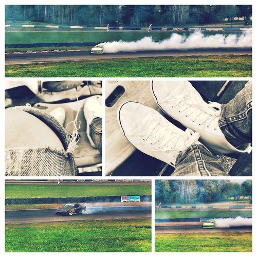 Swedish Summer Fun Day At The Tracks Drift Car