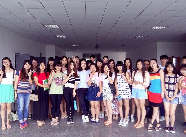 Beautiful Girl Classmates Remembering Memory