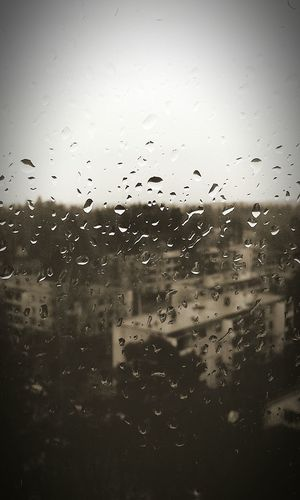 Raining day... Relaxing