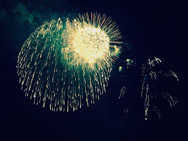 煙火 Sky Firework Display Night Fireworks 花火 はなび