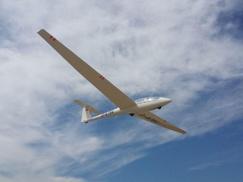 EyeEm Selects Segelflugzeug Blue Sky