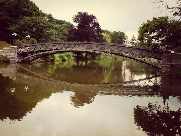 Under The Bridge Water Reflections Streetphotography Old Bridge