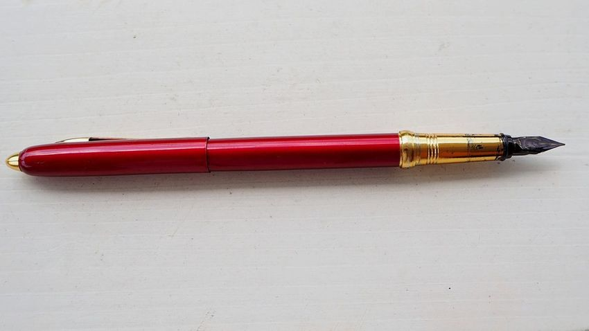 Wood - Material Close-up Black Ink EyeEmNewHere Pen Nibs Nib Motivation Writing Instrument Ink Pen Old-fashioned Writing Time To Write Golden Pen Red Pen Write Your Own Story Knowledge Is Freedom Knowledge Retro Styled Time To Study Education Red And Gold Knowledge Is Power Neon Life Success