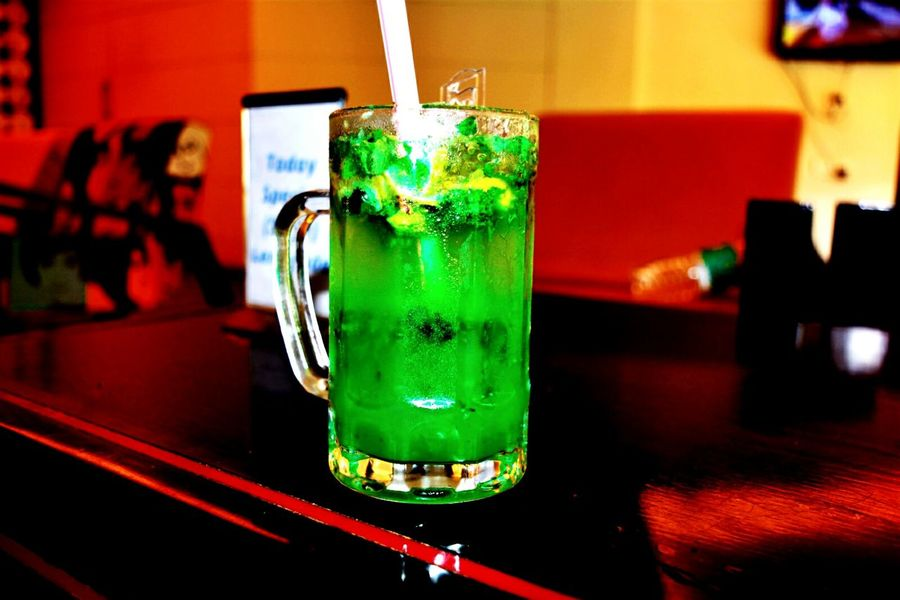 Drink Cafe Refresh Lime Cool Interior Interior Views Sippin