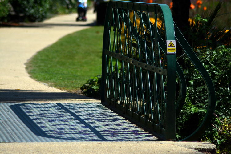 Bridge Bridge - Man Made Structure Day Man Made Structure No People Outdoors Park Parks Path Relaxing Shadow Sunlight