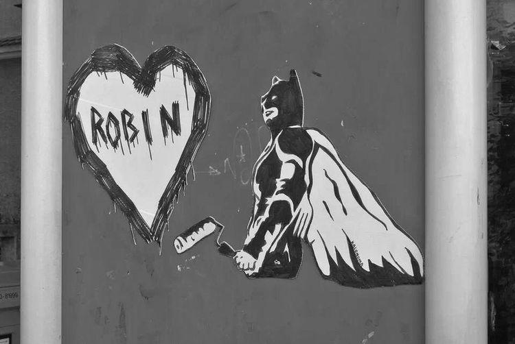 Kalonoma Streetart Batman München