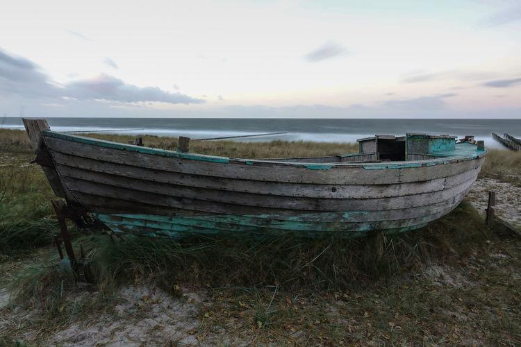 Boat at the