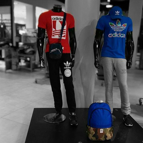 Mobilephotography Taking Photos HTC_photography Redandblue Adidas Adidasoriginal Sportswear Menswear Nightphotography Shopping ♡