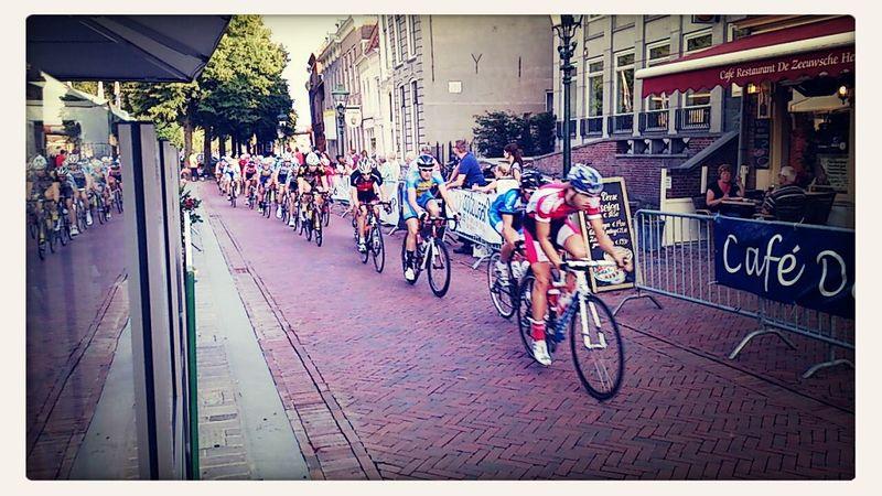 wielerronde Zierikzee Cyclists