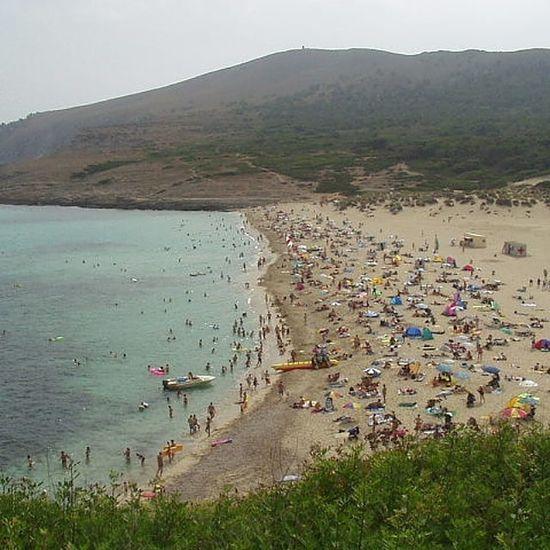 Comments Welcome Mallorca (Spain) Beach Clear Sky Sand Cala Mesquida