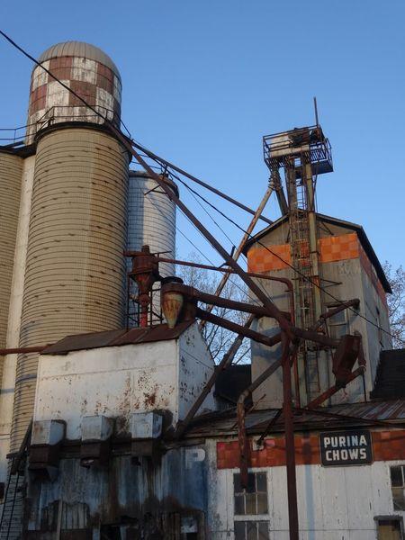 Pure Michigan Farm Machinery Old Buildings Grainery Architecture_collection Eyemmasterclass Showcase: January EyeEm Best Shots - Nature EyeEm Best Shots Unedited The Purist