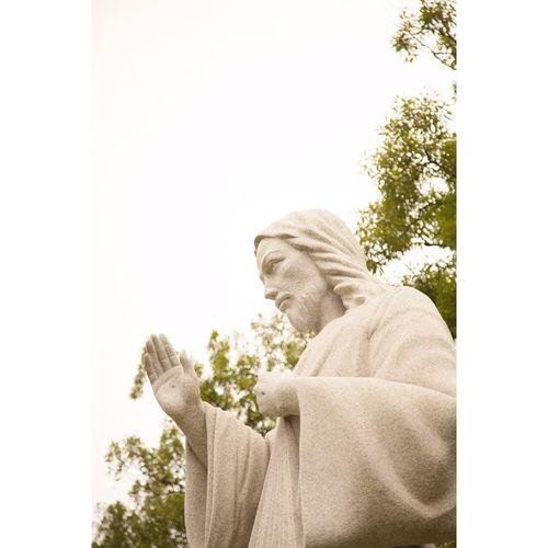Statue SunofGod SouthKorea Holyland