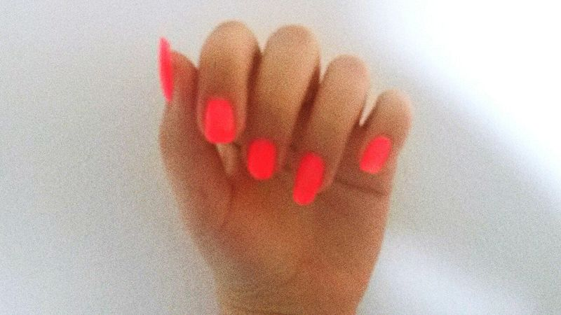 Nails Love Girl Summer Happy Nails <3 New NaturalNails