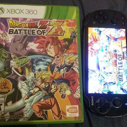 DBZ BattleofZ Xbox360 Psvita