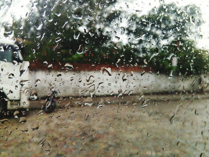 Chuva...