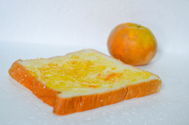 Citrus Fruit Close-up Day Food Food And Drink Freshness Fruit Halved Healthy Eating Indoors  No People Orange - Fruit Ready-to-eat SLICE Sweet Food Table White Background