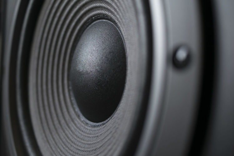 Analogue Sound Technology Music Equipment Audio Equipment Speaker Close-up Sound Recording Equipment Noise No People Audio Equipment Music Background Bass Circle Power Sound Stereo Volume Electrical Musical Amplifier High Frequency Party Multimedia