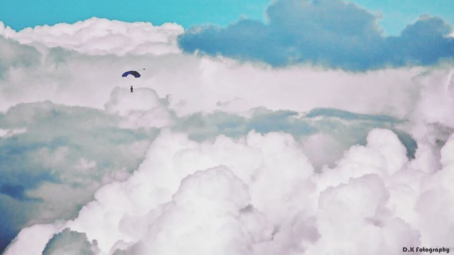 Sky Paratrooper DKfotography