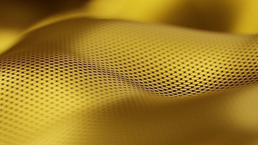 Detail shot of fabric