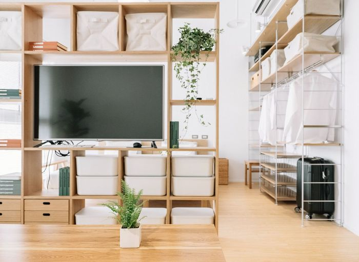 Home Showcase Interior Apartment Furniture Home Interior Neat Chair Wood - Material Hardwood Floor Business Finance And Industry Office