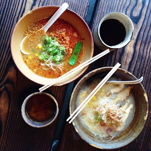 Food Porn Awards going down memory lane with a huge bowl of delicious ramen ❤️
