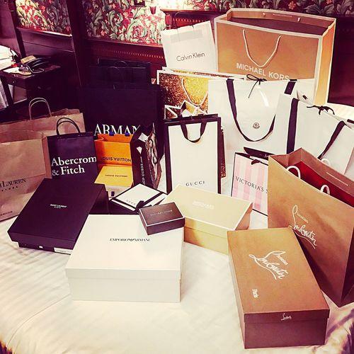 Milano Michaelkors Louboutin GUCCI Louis Vuitton Moncler Armani Calvin Klein Ralph Lauren Yves Saint Laurent Abercrombie & Fitch  Shopping ♡ Italy Love Designer