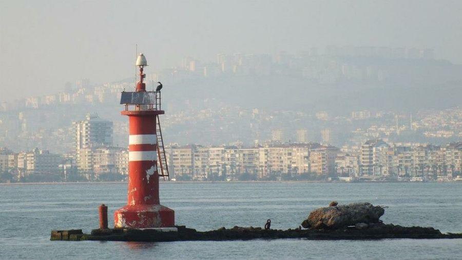 Lighthouse Amateurphotography Orginal Photo Turkey Nature Reality Izmir