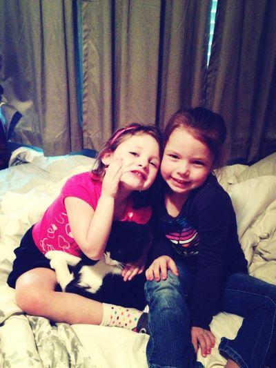 My Baby Girls