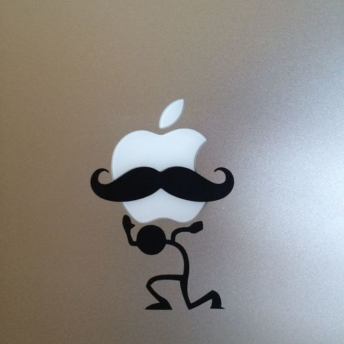 Add more decal MacBook Decal