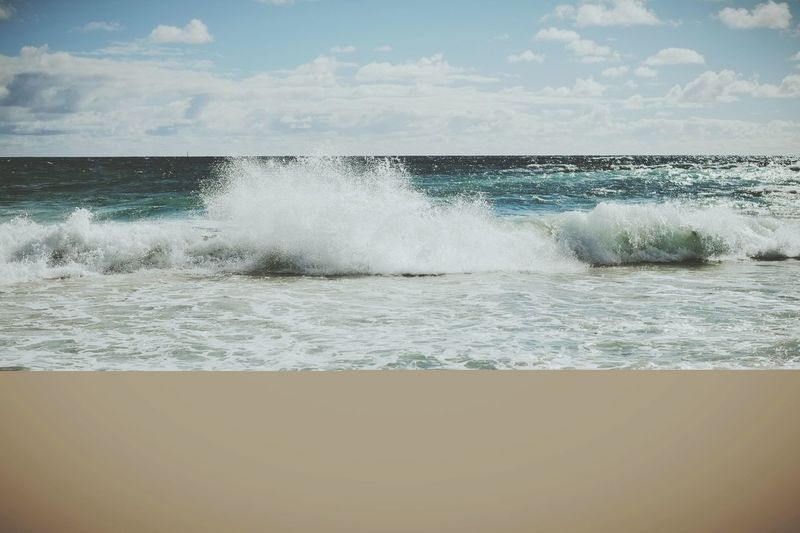 Enjoying The Sun Surfing Sunshine Beach Winter in perth ☀