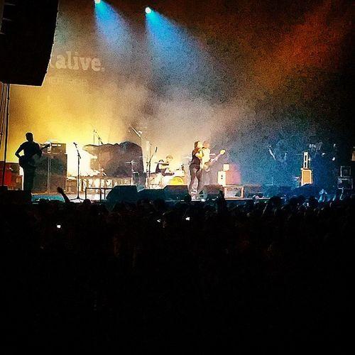 Tonightalive Concert Live Zénith  paris crazy tonight alive theotherside