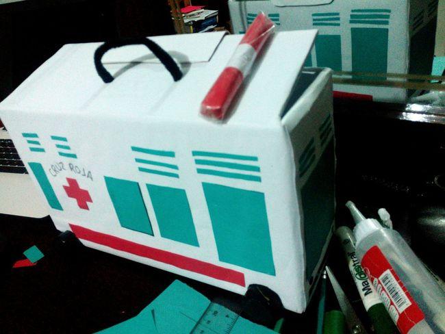 Ambulance Ambulans Ambulance Lights Vscocam Mexico City Photooftheday EyeEm Gallery