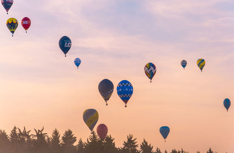 Austria Beautiful High Light Low Angle View Nature Nikon Trees Balloons Balloonworlds2018 Clouds Colorful Evening Fire Flying Hot Air Balloon Looking Up Loweraustria People Photography Sky Summer Sunnyday Sunset Sunshine