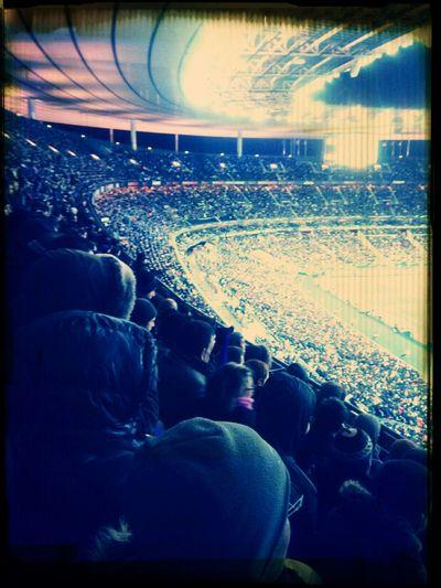 it was amazing... Stadedefrance