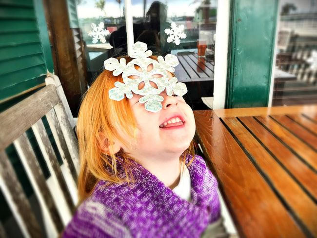 Catching Snowflakes Bermuda Christmas Time Toddlerlife Daddydaughtertime Redhead Enjoying Life Islandlife Headshot One Person Only Women Day Lifestyles Outdoors Leisure Activity Real People Happiness Smiling One Woman Only Close-up Adults Only Beautiful Woman People Adult