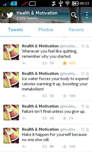 Twitter Healthylife Health And Motivation
